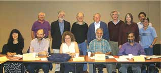 April Program Committee Meets