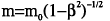 special relativity equation