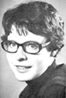 Jocelyn Bell ca. 1970