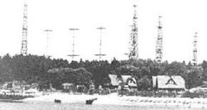 Chain home radar station