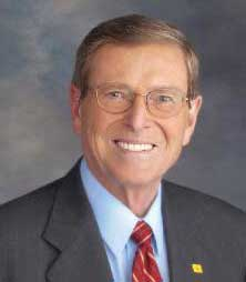 Senator Pete V. Domenici