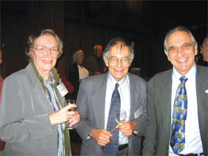 Three APS Fellows