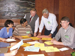 Sorters for April 08 Meeting