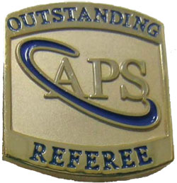 Outstanding APS Referee Medal