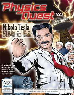 PhysicsQuest cover