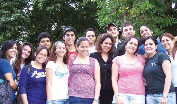 Puerto Rico students - larger image