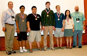 2010 International Physics Olympiad Team