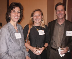 Fellows reception in Philadephia 2011