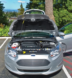 2013 Ford Energi plug-in hydbrid