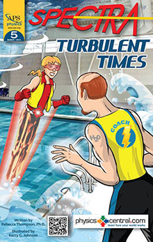 Spectra 5 Cover - Turbulent Times