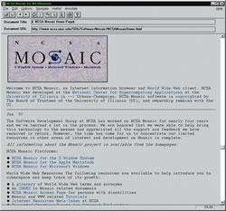 Mosaic website