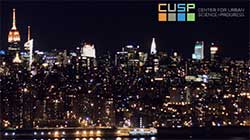 CUSP's Urban Observatory view of Manhattan