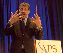 neil degrasse tyson thesis I recently commented on neil degrasse tyson's chiding of isaac newton for failing to anticipate laplace's discovery of the stability of the solar system.