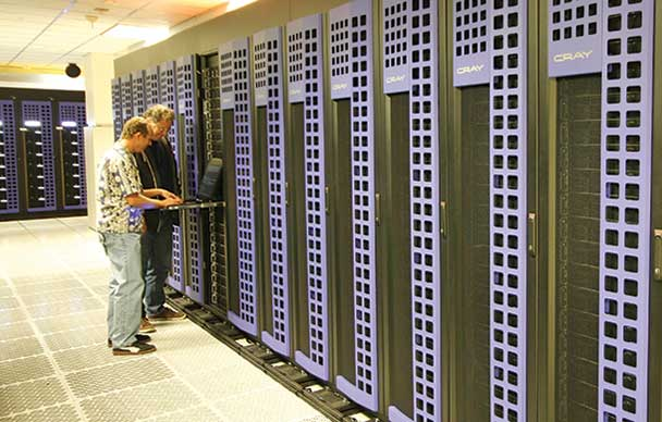 Future of supercomputing