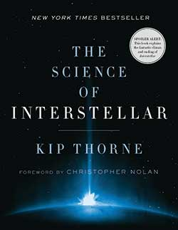 The Science of Interstellar book cover