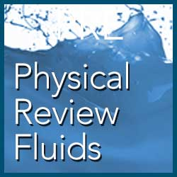 Physical Review Fluids logo