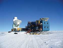BICEP2 at South Pole
