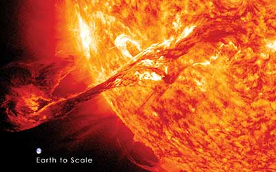 Scientists Discuss the Dangers of Space Weather