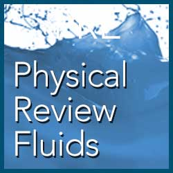 Physical Review Fluids icon