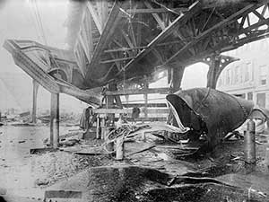 Boston molasses train disaster