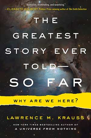 Greatest Story Ever Told - So Far book cover