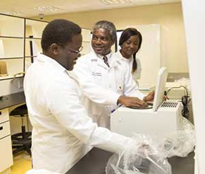 Vetja Haakuria and colleagues at the University of Namibia School of Pharmacy