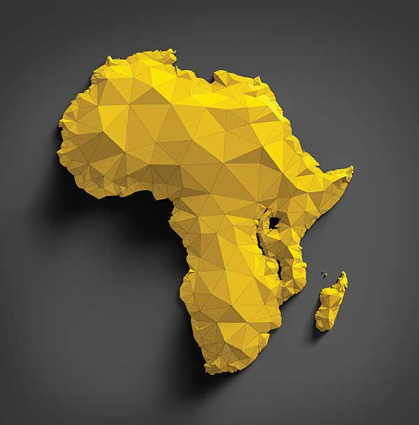 Yellow Africa image