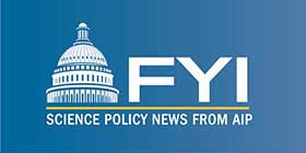 FYI Science Policy News social