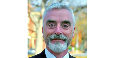 American Institute of Physics CEO Michael H. Moloney