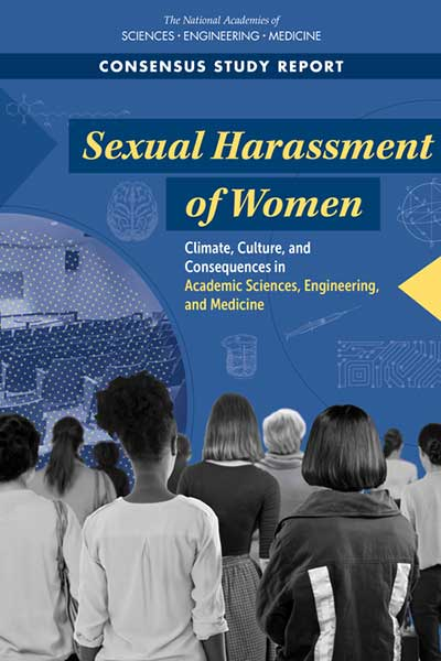 Sexual Harassment of Women image