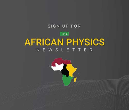 African Physics graphic