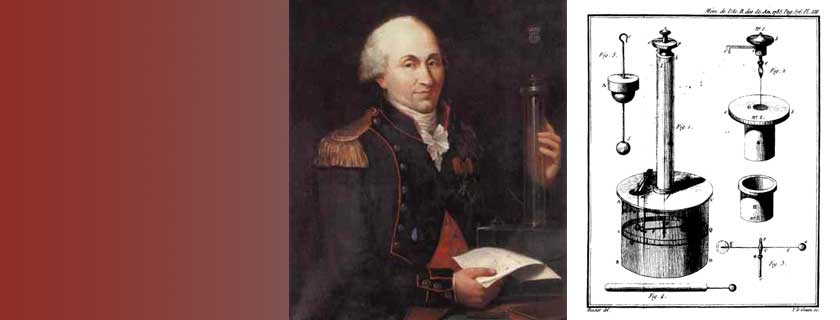 June 1785: Coulomb Measures the Electric Force