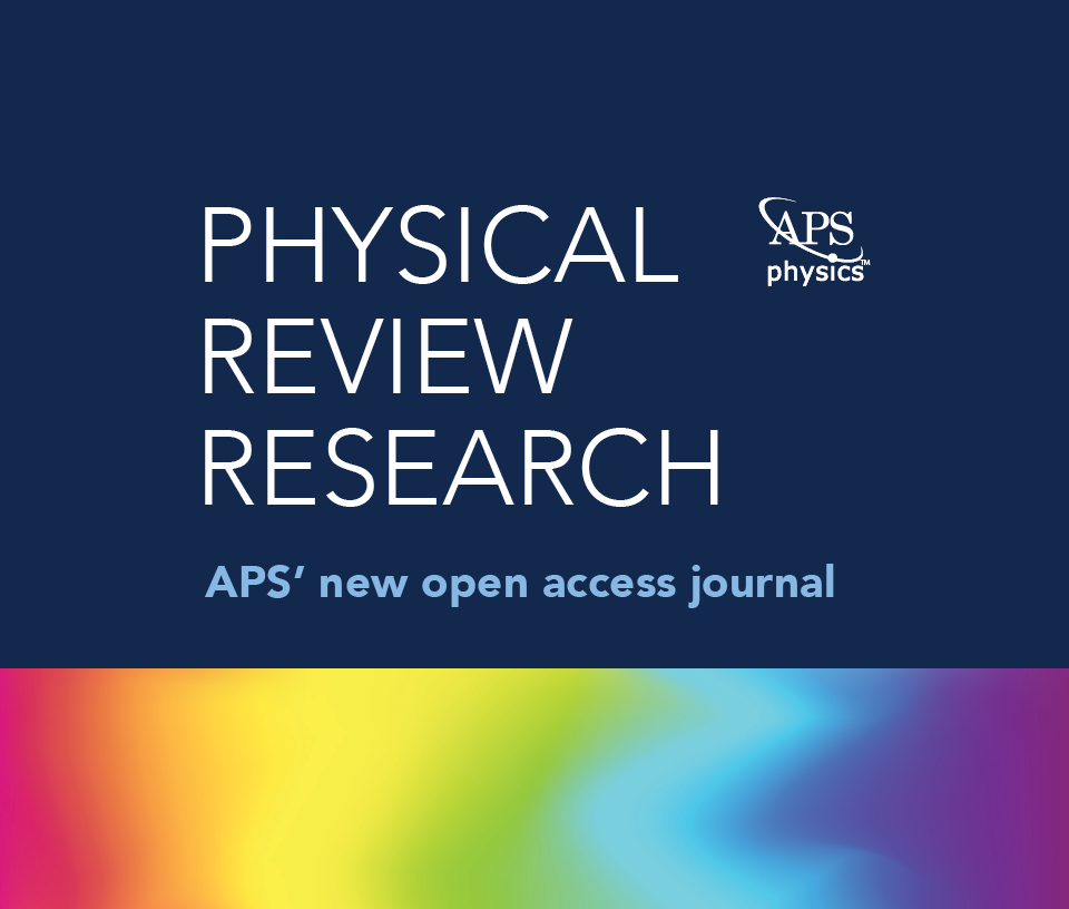 Raissa D'Souza Appointed Lead Editor of Physical Review Research