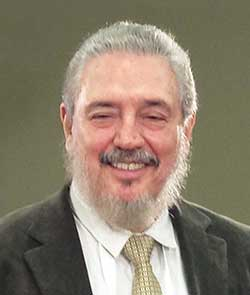 Fidel Castro Diaz-Belart photo