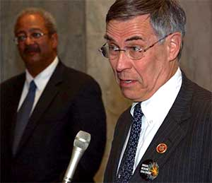 Congressman Rush Holt