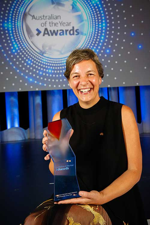 Michelle Simmons 3 - 2018 Australian of the Year